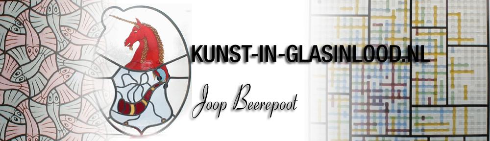Kunst in Glas in Lood